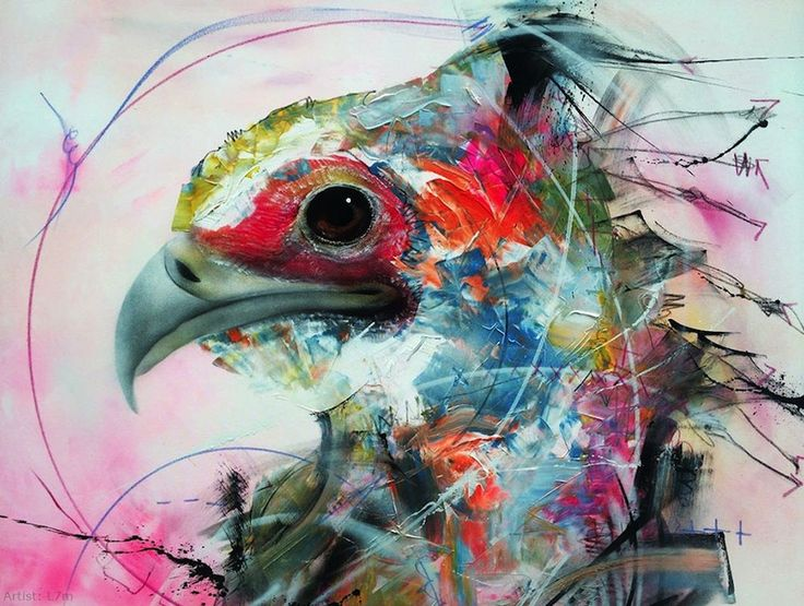 bird street art - Google Search