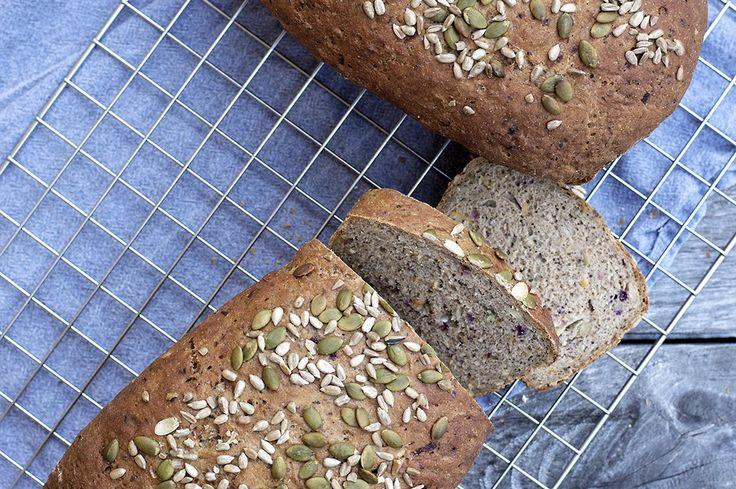 Etter at jeg begynte å elte brøddeigene mine skikkelig lenge - med unntak av de