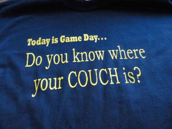 WVU Gameday football basketball sports couch burning tshirt WV West Virginia University Mountaineers