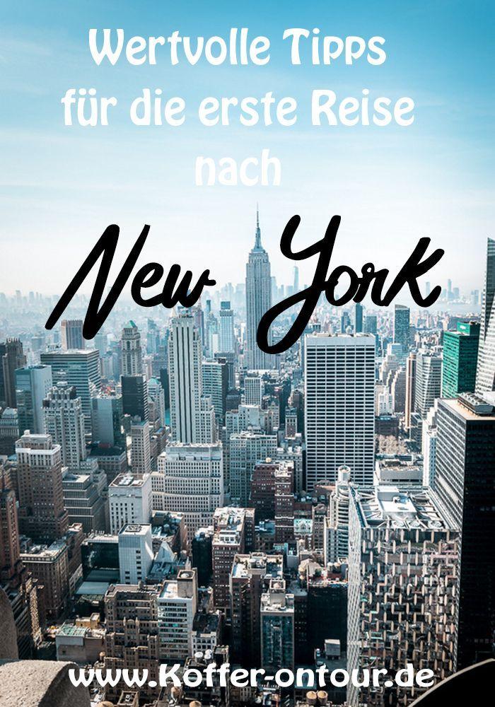 New York – Tipps für dein Städtetrip in Manhatten