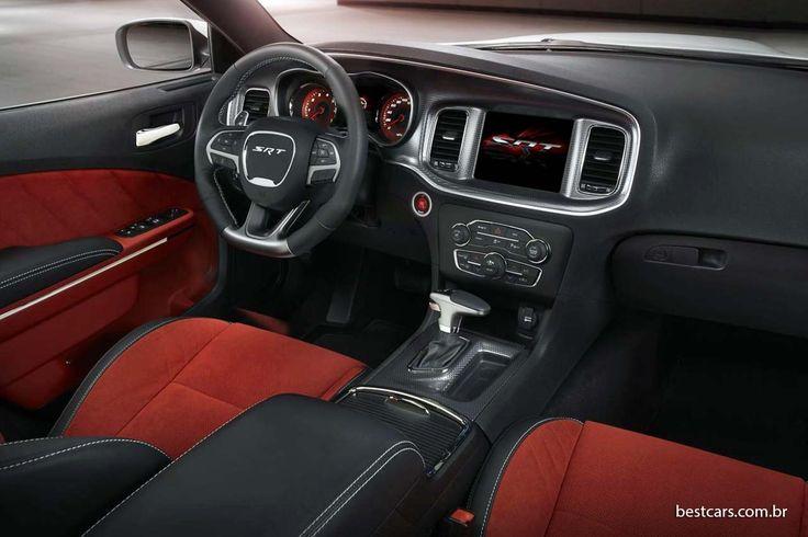 Dodge Charger Hellcat: supersedã de 717 cv no Salão | Best Cars