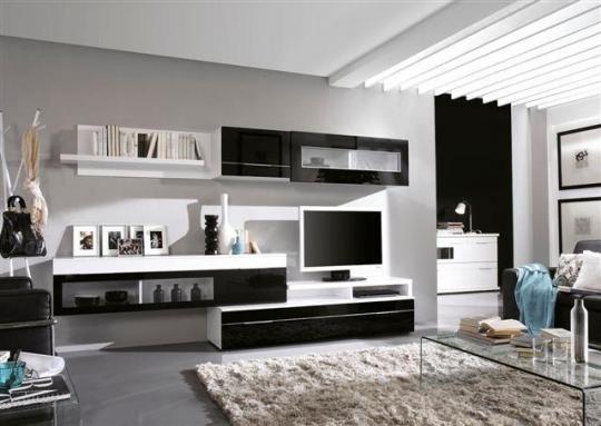 17 best images about muebles de tv audio on pinterest for Muebles de living