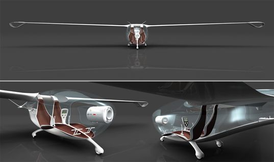 TRANSPORTATION TUESDAY: Energy-Efficient Oriens Glider | Inhabitat - Sustainable Design Innovation, Eco Architecture, Green Building