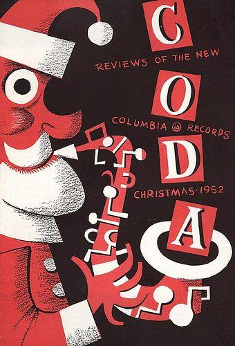Jim Flora's Coda, 1952.