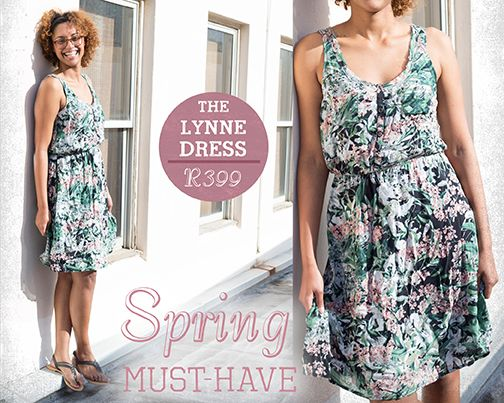 Old Khaki- Lynne Dress