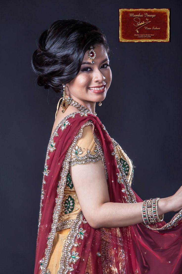 ~ Mumbai Inspired bridal wear created with LOVE