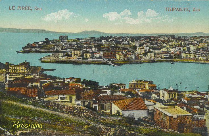 PORT OF ZEAS 1910