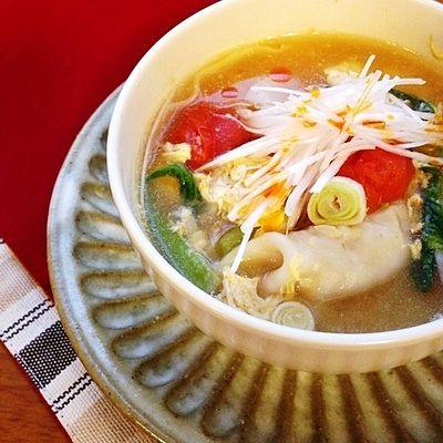 ささみと水菜の中華風サラダ - 栄養満点ホイコーローにあう献立8選!甘辛を引き立てる名副菜はコレ (2ページ目)|CAFY [カフィ]