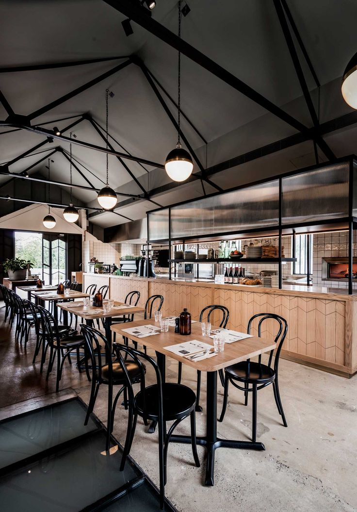 The Incinerator Sydney By ACME Co Restaurant InteriorsCafe RestaurantRestaurant DesignRestaurant Kitchen