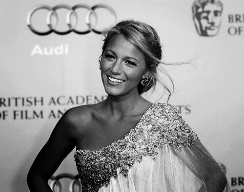 Blake Lively. The definition of perfection