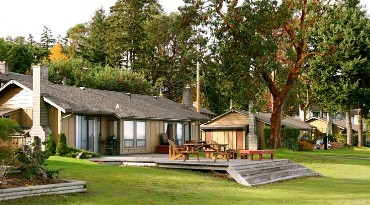 Beach Acres Resort - a relaxing retreat for the whole family at Rathtrevor beach located in Parksville, BC. Canada. Our family-friendly, beachfront accommodations offer... http://petscanstay.com/pet-friendly/hotel/beach-acres-resort#