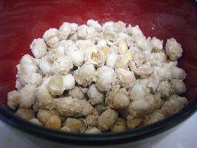 節分 豆の消費に レンジで簡単 砂糖がけ by emily74 レシピ 食べ物のアイデア レシピ 砂糖