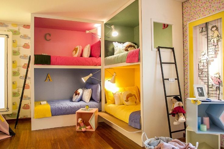 Decoracao Quarto Infantil Com Nichos ~ 1000+ images about Decora??o  Quarto Infantil on Pinterest