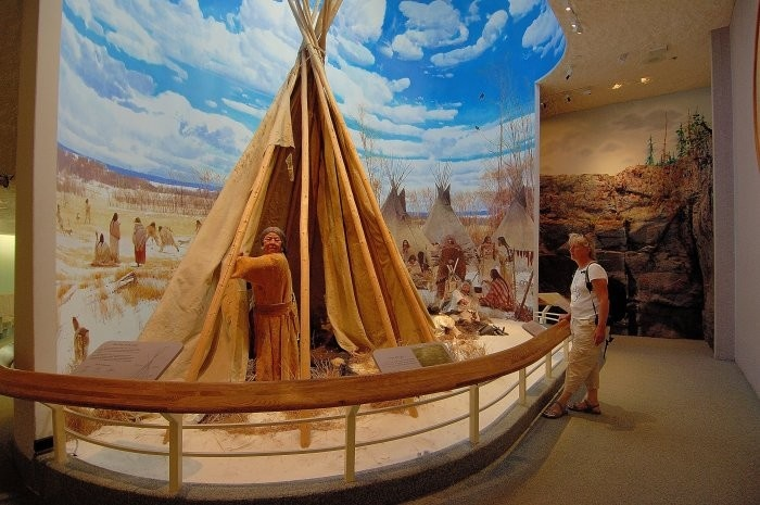 Royal Saskatchewan Museum - Regina, #Saskatchewan
