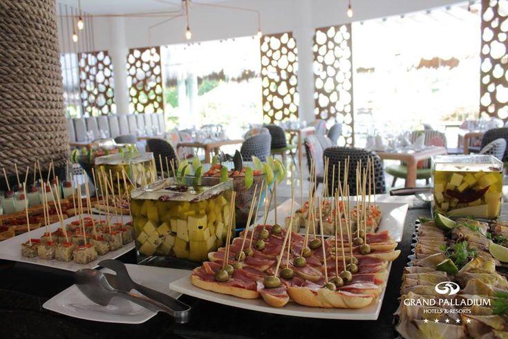 Restaurante La Lola en el Hotel Grand Palladium de Riviera Maya #hotel #hotelesconencanto #restaurant #restaurantes