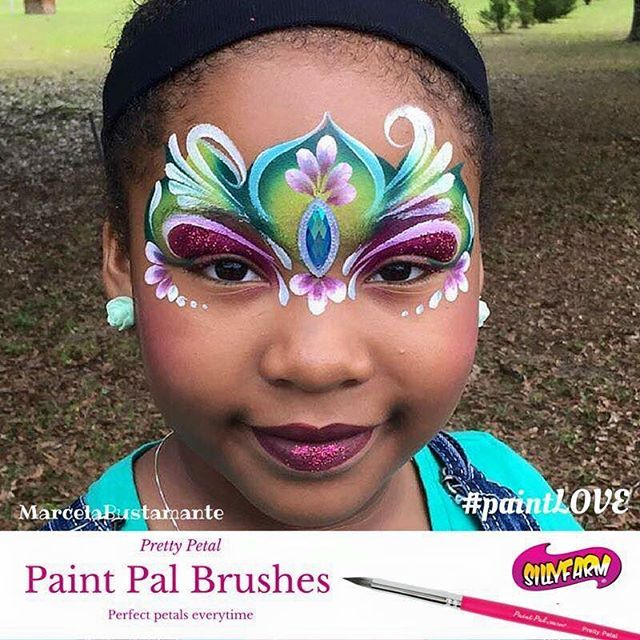 Artists are loving the PaintPal brushes! Check them out at www.sillyfarm.com…