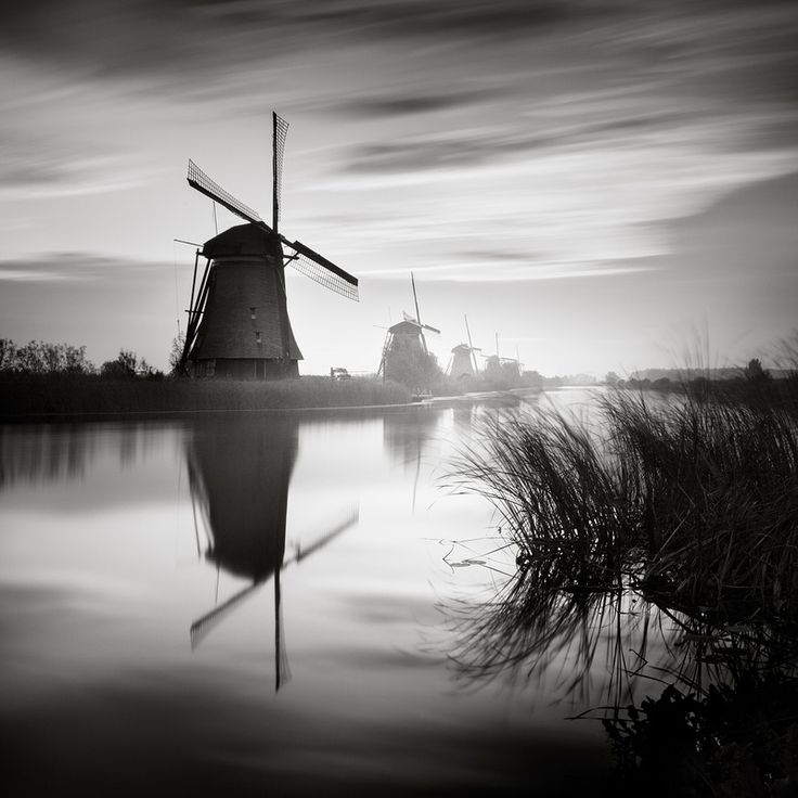 kinderdijk by Ronny Behnert on 500px
