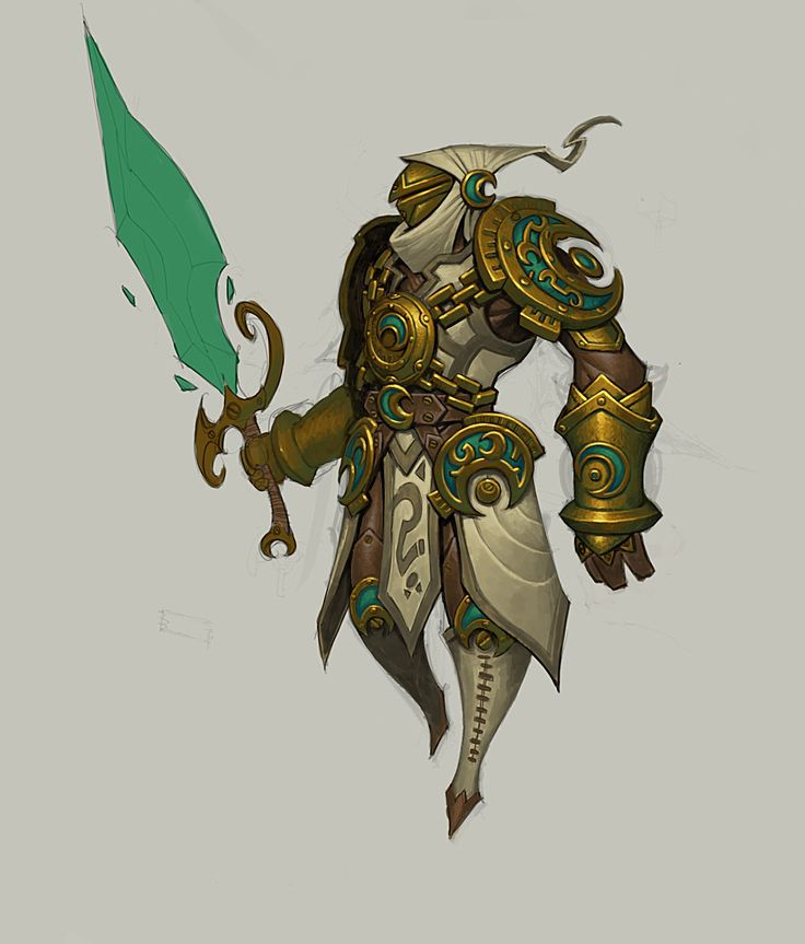 clockwork light armor, Torchlight 2 - Mike Franchina - http://aphinc.blogspot.in/