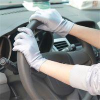 Diseño corto guantes de conducir antideslizantes ultra elástico guantes de protección solar 2014 nuevas mujeres de la venta caliente del verano mujeres del envío gratis