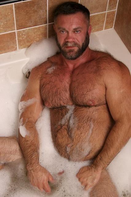 bath night - I dive in it to win it!