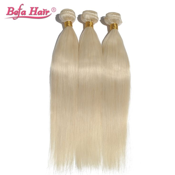 "118.56$  Watch now - http://aixjf.worlditems.win/all/product.php?id=32611138897 - ""Most popular Grade 6A European Virgin Hair Straight 3Pcs/Lots 100% Human Hair Extensions 16""""-26"""" Color #60 Hair Free Shipping"""