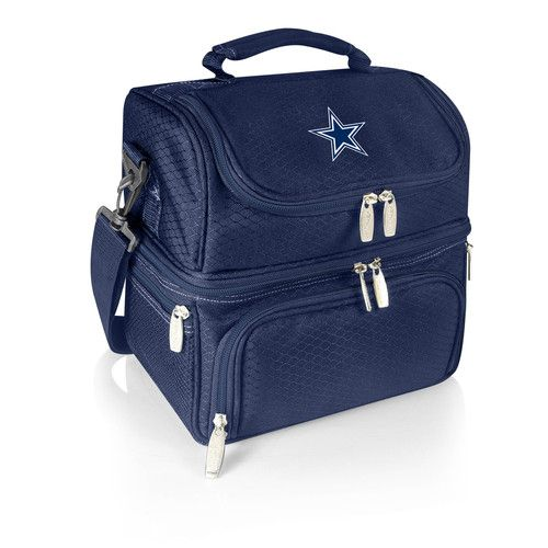 NFL Collectibles - Pranzo Lunch Tote (Dallas Cowboys) Digital Print - Navy