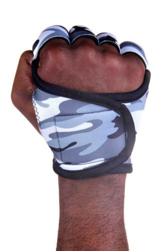 Men's G 360 Military Camo Weights Gym Tough Mudder Lifting Crossfit Gloves | eBay