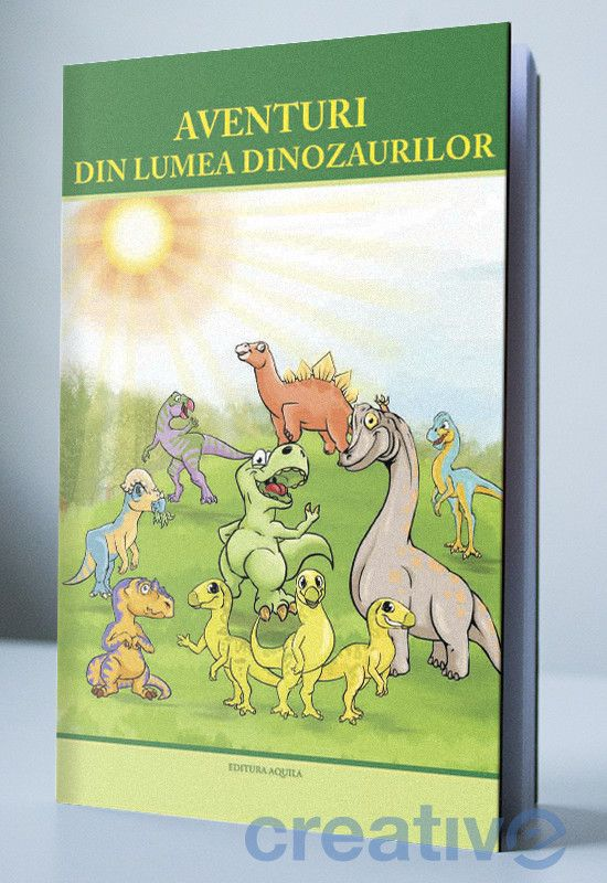Educativă și amuzantă în același timp, cartea de față este o invitație în lumea poveștilor cu dinozauri. E o lume magică, de demult în care regăsim curaj, istețime, ingeniozitate și prietenie alături de Bit-Rex, Rica, Ipsi și alți pui de dinozauri.