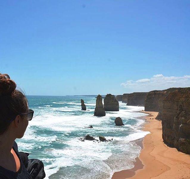 Twelve Apostles - East Coast of Australia