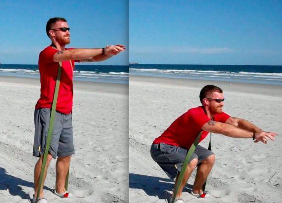 squats bands - Buscar con Google