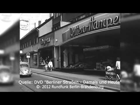 Berliner Abendschau - DVD Berliner Strassen - Damals und Heute, 1960´er Jahre, Spandau/Altstadt - YouTube