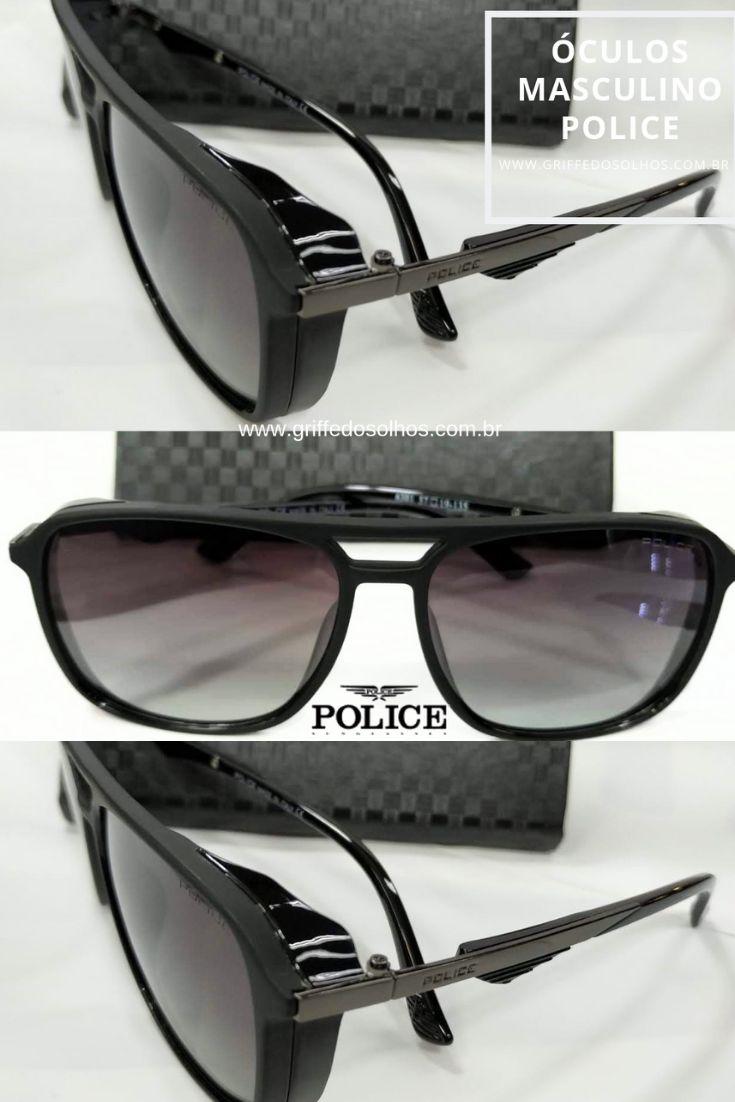 b7eba362d Óculos Police Masculino #oculospolice #modamasculina #homemcomestilo ...