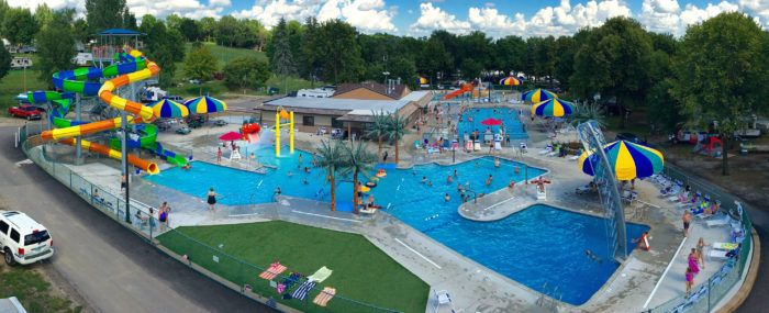 You'll probably be spending most of your days at the water park, though. This huge park is absolutely loaded with things to do.