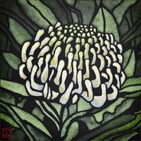 Julie Hickson botanical painting