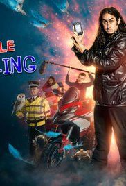 Ross Noble Freewheeling Season 1. Ross noble hits the road and tours around Britain going wherever the general public tell him to via twitter, taking suggestions on what to do and where to visit, and he ends up doing all sorts of strange things.