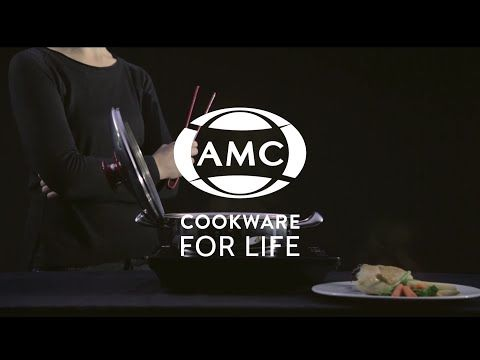 AMC | Fat free frying in AMC