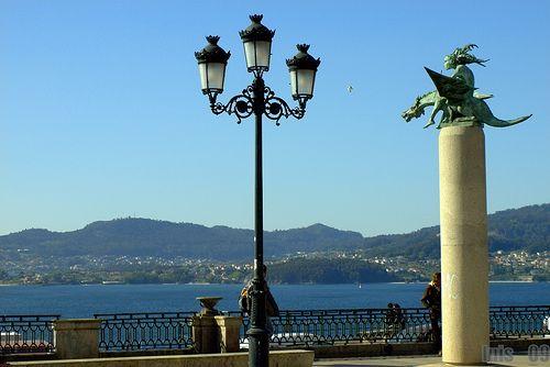 GALICIA.   Ria de Vigo