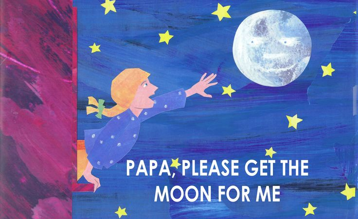 Papa, Please Get The Moon For Me (The Very Hungry Caterpillar and Other ...