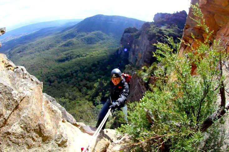 La bougeotte dans les blue mountains - Sydney - Australie