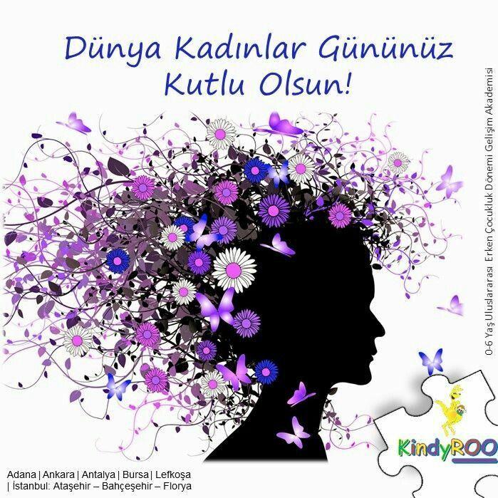 Dünya Kadınlar Günü Nedir? Dünya Kadınlar Günü ya da Dünya Emekçi Kadınlar Günü her yıl 8 Mart'ta kutlanan ve Birleşmiş Milletler tarafından tanımlanmış uluslararası bir gündür. İnsan hakları temelinde kadınların siyasi ve sosyal bilincinin geliştirilmesine, ekonomik, siyasi ve sosyal başarılarının kutlanmasına ayrılmaktadır.  KindyROO Türkiye olarak Dünya Kadınlar Gününüzü kutluyoruz ve kadınlarımızın her alanda başarılarını görmekten gurur duyuyoruz :)