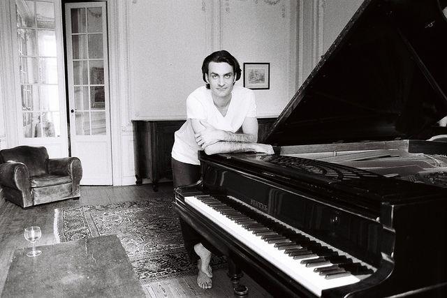 Pianist Ivan Ilić photographed by Ker-Xavier by ivancdg_ker-xavier, via Flickr