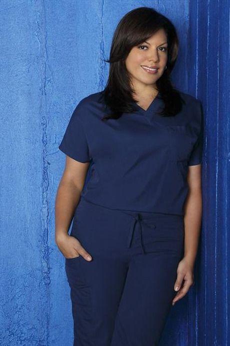 Grey's Anatomy Season 9 Promo Pics: Sara Ramirez (Callie Torres)