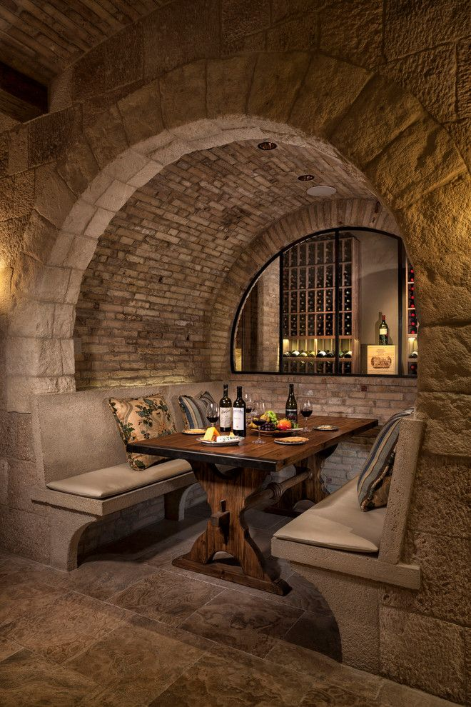 22 best home wine cellar images on pinterest wine for Home wine cellar design ideas