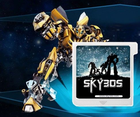 Sky3DS, new Nintendo 3DS flash card -  does support the latest Nintendo 3DS firm ware! Easy to use - just drag and drop the your game backup ROMs to the MicroSD card. Store up to 10 game ROMs at same cart! Order it here: http://www.shop01media.com/en/Sky3DS-Nintendo-3DS-flash-card