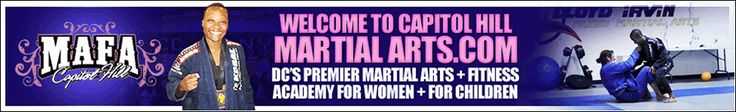 CrossFit for Women Meets Mixed Martial Arts:Capitol Hill MAFA | Capitol Hill MAFA