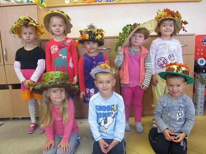 Dzień Jesiennego kapelusza w przedszkolu