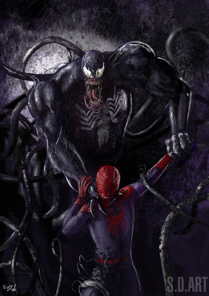 881 best images about Venom on Pinterest