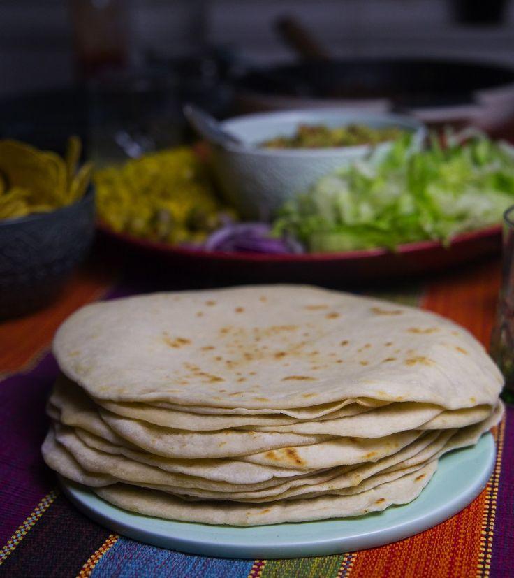 Tortillabröd - ZEINAS KITCHEN
