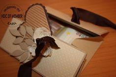 "Hobby di Carta - Il blog: CARD: ""Card portasoldi"" by ilaria"