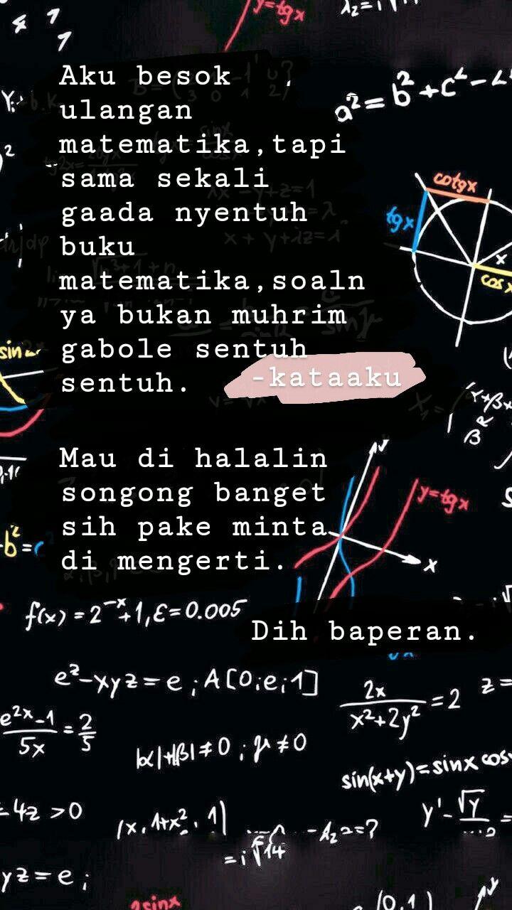 Dasar Matematika Kata Kata Motivasi Kutipan Buku Kata Kata Indah